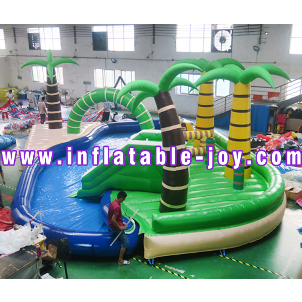 inflatable land park-30