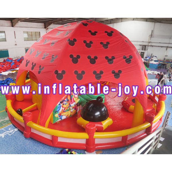 inflatable land park-33