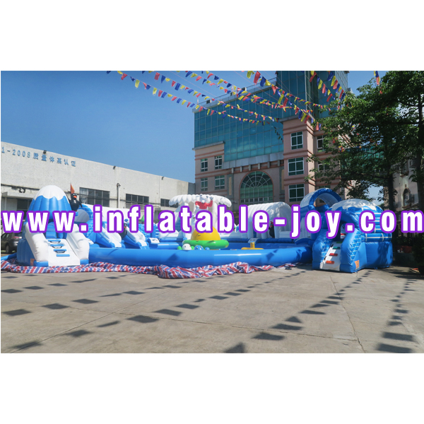 inflatable land park-31