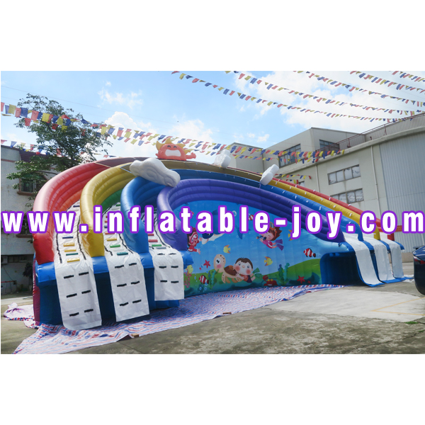 inflatable land park-32